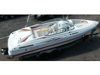 Mariah Model SX25 2007 Boat