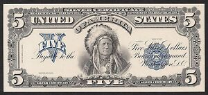 Proof-Print-by-the-BEP-Face-of-1899-5-Silver-Certificate
