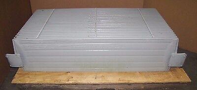 Trantech 22 Plate Baffle 42x86 12x20 Transformer Welded Header Oil Cooler