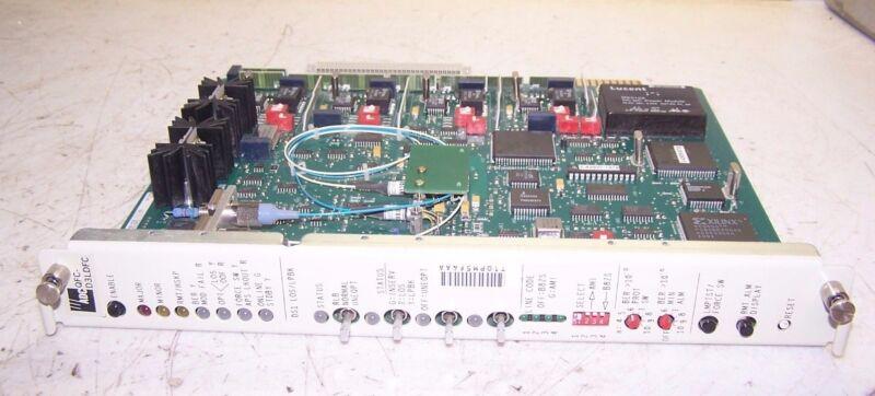 ADC TELECOMMUNICATIONS QFC-D3LDFC FIBER LOOP CONVERTER PCB CIRCUIT BOARD