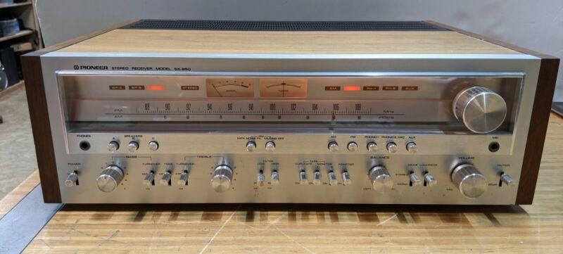 Vintage Pioneer SX-950 Stereo Receiver