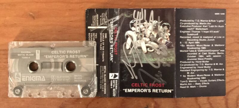 Celtic Frost - Emperor