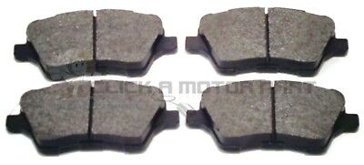 FORD FIESTA MK7 1.6 ST180 ST 180 2012-2017 FRONT MINTEX BRAKE PADS SET OF 4
