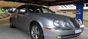 1999 Jaguar S Type Sedan Wodonga Wodonga Area Preview