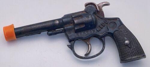 Vintage Cap Gun KENTON KIDO Cast Iron Kids Toy