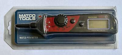 Matco Tools Mdprobe Matco Pen Meter