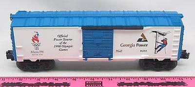 Lionel   16265 Georgia Power  Atlanta 1996  Boxcar
