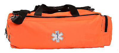 Oxygen O2 Gear Bag For Emergency Emt Als Bls Ems Main Compartment Is 25x10x9