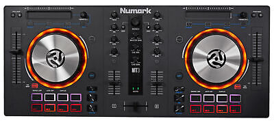 Used, Numark Mixtrack 3 All-in-one DJ Controller For Virtual DJ Mixtrack III for sale  Shipping to South Africa