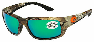 Costa Del Mar Fantail Sunglasses TF-69-OGMGLP Camo | Green Mirror 580G (Costa Del Mar Fantail Sunglasses)