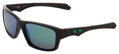 Oakley Jupiter Squared Sunglasses OO9135-05 Polished Black | Jade Iridium | BNIB