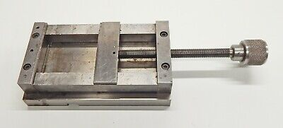 Custom Steel Machinist Vise 4 Open Heavy Duty