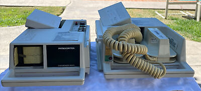 Physio-control Lifepak Medtronic 5 Defibrillator Monitor- Plus Cable Pads
