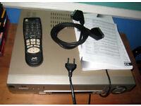 VHS recorder JVC S6600 EU VIDEO PLAYER