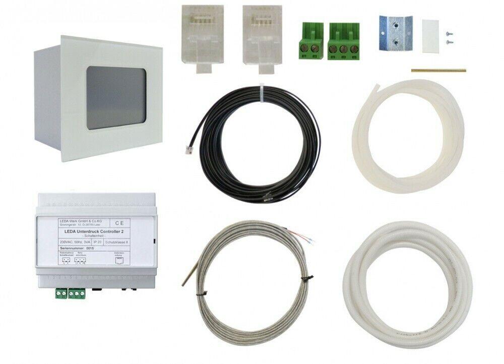 Leda LUC 2 Unterdruck Controller Druckwächter Unterdruckcontroller Luc2