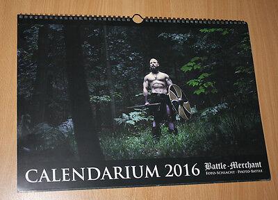 Reenactment-KALENDER 2016 - Wandkalender Battle Merchant