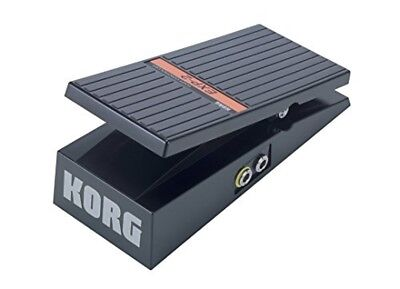 KORG EXP-2 Expression Volume Pedal for Piano Keyboard Black Japan Brand New