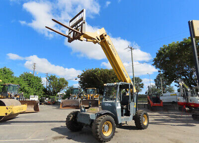 2014 Gehl Rs6-34 34 6000 Lbs Telescopic Reach Forklift Telehandler 1858 Hours