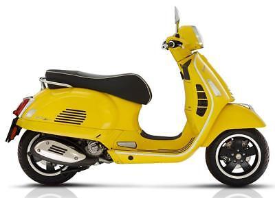 Vespa GTS 300 Super Yellow HPE. 0% APR*