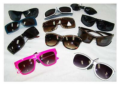 12 BULK LOT DELUXE WOMENS SUNGLASSES  glasses eyewear CHEAP  wholesale # SUN302