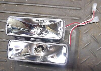 Whelen Liberty Patriot Lfl Lightbar 500 Series Halogen Alley Or Takedown Pair
