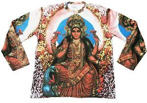 LAKSMI-MA-Hindu-Deity-Shiva-Lalita-ViP-Art-T-Shirt-L-XL