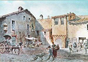 ROMA-SPARITA-POSTERULA-DELLE-MURA-ONORIANE-A-VIA-GIULIA-E-Roesler-Franz-3