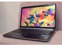 "HP DV7 17.3"" Laptop: Beats Audio, i7-2630QM, 12GB RAM, AMD (Excellent condition)"