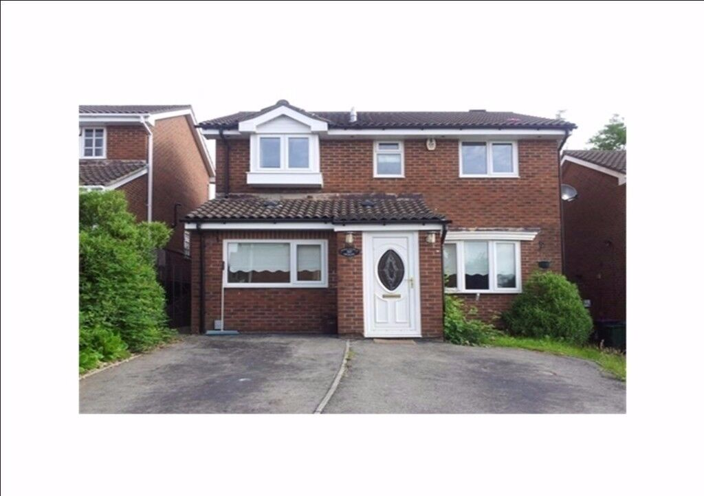 4 Bedroom Detached House Buttercup Court Cwmbran to Rent