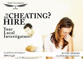 Cheap Local Private Investigator. Shadow Investigations are Confidential and Secure