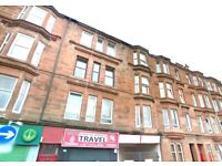 Crosshill - nice 1 bedroom traditional flat for long term let...