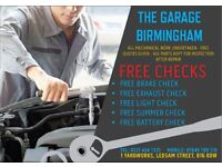 Car Mechanic - Vehicle Servicing - Vehicle Diagnostics - Mechanical Repair - Quick Fix Garage