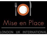 Sales Executive - International Food Retail Brand
