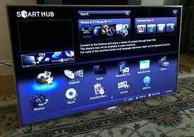 55in Samsung SMART 3D 1080p WI-FI TV