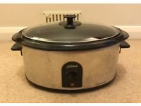 Prima PSO500 5L Stainless Steel Slow Cooker