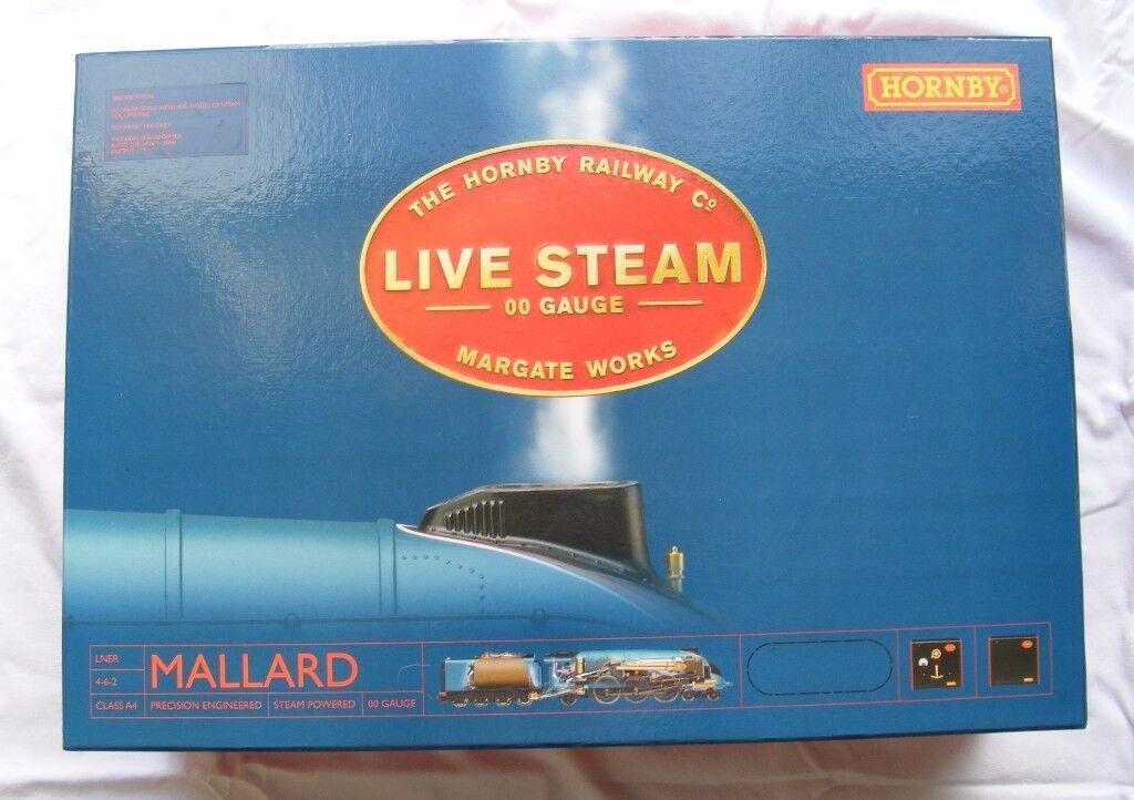 """HORNBY LIVE STEAM """"MALLARD"""""""