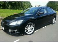 MAZDA 6 S 2.2 DIESEL 140-BHP 2009 09'REG **1 KEEPER**NEW SHAPE**MINT CONDITION**