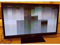 """Samsung PS51D6900DK Plasma TV """"for spare or repair"""" £75 ono"""
