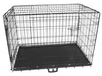 """30"""" large Folding Pet Training Cage/Crate/Carrier"""