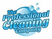 Cleaners Required(part-time) throughout Greater Manchester £10ph
