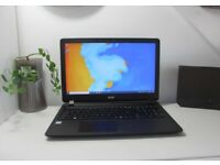 Acer laptop Full HD, 7th Gen i5, 8GB RAM, SSD, Windows 10