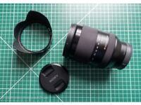 Sony FE 24-240mm f3.5-6.3 OSS Lens for full frame mirrorless cameras Used Mint In original box