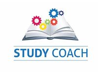 Study Coach - tuition and personal development services.