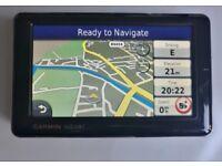 "5"" GARMIN nuLink! 1695 GPS Sat Nav All Europe Lifetime Maps & Traffic Updates (no offers, please)"