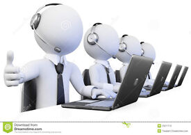 Immediate start !!!Contact Centre Agents. Required for busy office Clydebank area