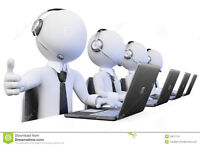 Immidiate start !!!Contact Centre Agents. Required for busy office Clydebank area