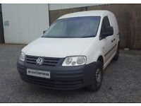 VW Caddy 2009 1.9TDI BLS 5Speed ****BREAKING ALL PARTS AVAILABLE