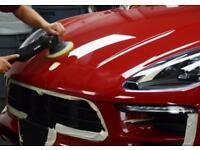 Valeting & detailing - machine polishing - ceramic coating