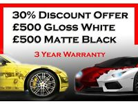 £500 VINYL WRAPPING £79.99 WINDOW TINTING TINTS CAR WRAPPING CAR WRAP CALIPER VEHICLE WRAP CODING