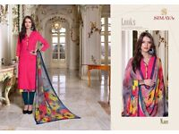 SAVERA BY SIMAYA STRAIGHT SALWAR SUITS WHOLESALE